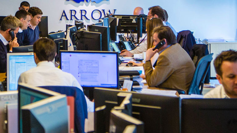 Home | Arrow Shipbroking Group